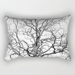 Tree branches Rectangular Pillow
