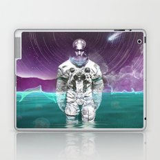 Enceladus Moon Walk Laptop & iPad Skin
