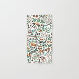 Nuts And Nature Hand & Bath Towel
