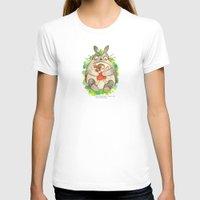 miyazaki T-shirts featuring Miyazaki Hug by Super Group Hugs