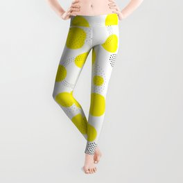 Dotted pattern Leggings