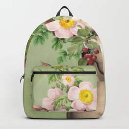 Floral beauty 11 Backpack