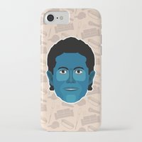 seinfeld iPhone & iPod Cases featuring Jerry Seinfeld - Seinfeld by Kuki