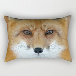 I can see into your soul Rectangular Pillow