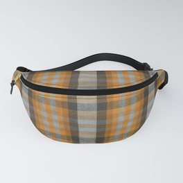 The Great Class of 1986 Jacket Plaid Fanny Pack