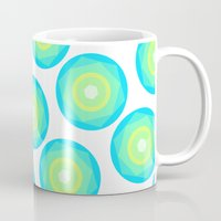 geo Mugs featuring Geo by Anchobee