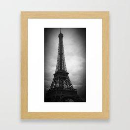 Eiffle Tower Framed Art Print
