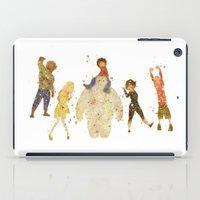 big hero 6 iPad Cases featuring Big Hero 6 Disneys by Carma Zoe