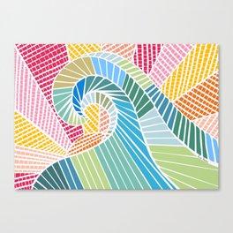 Nalu 2 Canvas Print