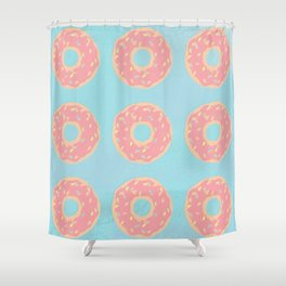 Donuts 2 Shower Curtain