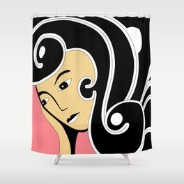 Susy Shower Curtain