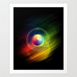 Dreams + Starlight Art Print