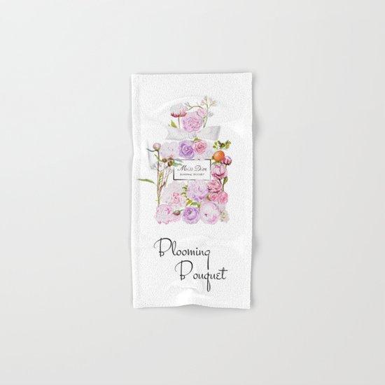 Parfum Blooming Bouquet Hand & Bath Towel