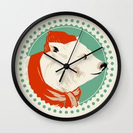 The Life Arctic Wall Clock