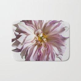 Dahlia Flower #1 Bath Mat