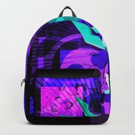 Falling Hen Backpack