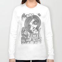 broken Long Sleeve T-shirts featuring Broken by LianneAdelleArt