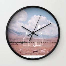 Let Me Take You Home. Wall Clock