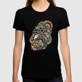 "Serie ""Puntos finales"" 1 T-shirt"