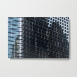 Architecture Love Metal Print