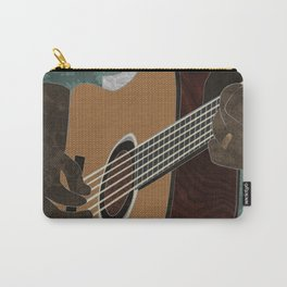 Acoustic Electric Guitar Carry-All Pouch