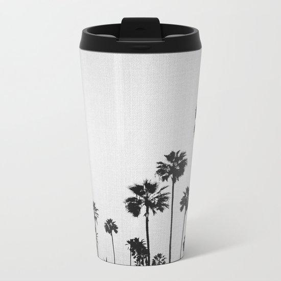 Palm Forest Metal Travel Mug