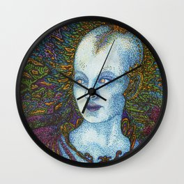 The Matriarch Wall Clock