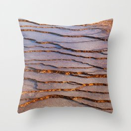 travertine Throw Pillow
