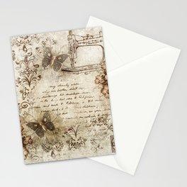 Seamstress Stationery Cards