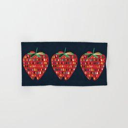 Strawberry Hand & Bath Towel