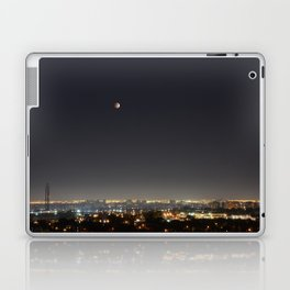 City Blood Moon. Laptop & iPad Skin