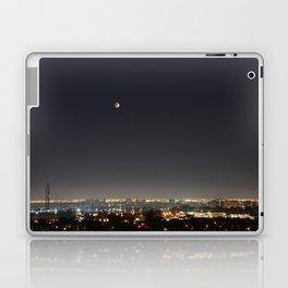 City Blood Moon. Laptop & iPad Skin
