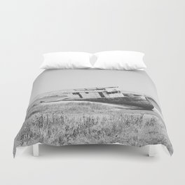 POINT REYES SHIPWRECK Duvet Cover