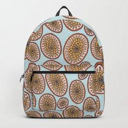 Hagfish Mouth Pattern Backpack