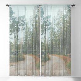Woods of Kristinehamn Sheer Curtain