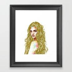 Aurum Framed Art Print