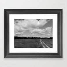 Great Wide Open Framed Art Print