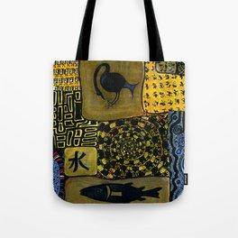 crane Tote Bag