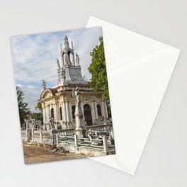 Christopher Columbus Necropolis Cemetery Graveyard Havana Cuba Latin America Gothic Architecture Sai Stationery Cards
