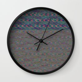 The Message. An Original Hollywood Theme Wall Clock