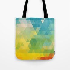 Meduzzle: Colorful Days Tote Bag