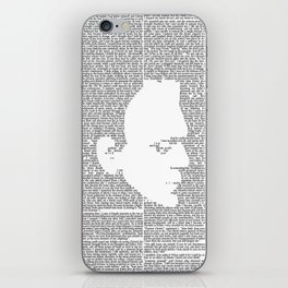 Frankenstein - The Modern Prometheus iPhone Skin