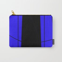 blue theater Carry-All Pouch