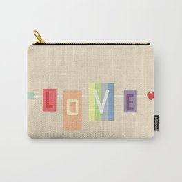 l o V e Carry-All Pouch