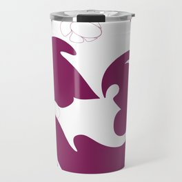 PLUM: the peace that passes all understanding Travel Mug