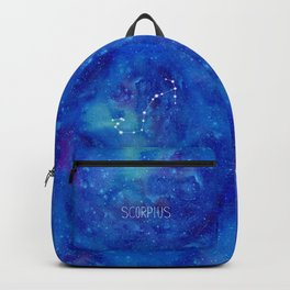 Constellation Scorpius Backpack