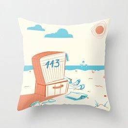 Holidays Throw Pillow