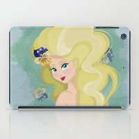 lucy iPad Cases featuring Lucy by carotoki art and love