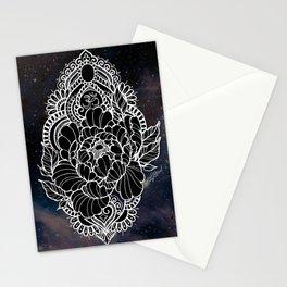 Ohm Peony Stationery Cards