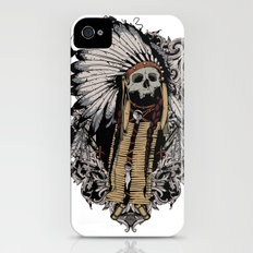 Indian soul Slim Case iPhone (4, 4s)